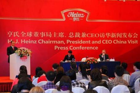 1999年,亨氏(青岛)食品有限公司成立,主要生产婴幼儿瓶装食品及亨氏