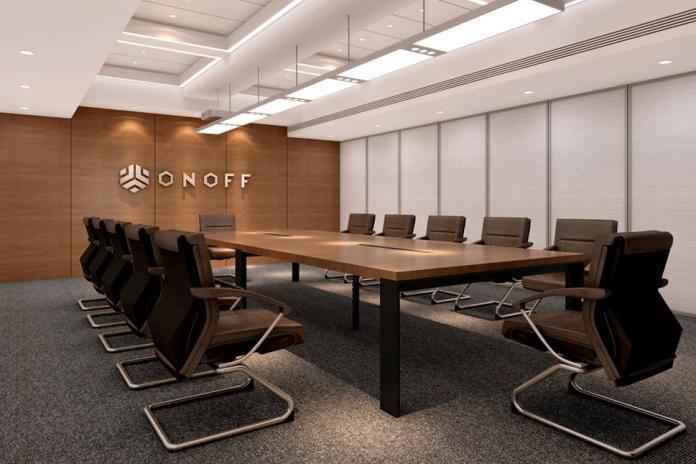 小型会议室图片