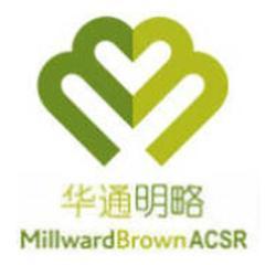 华通明略,MillwardBrown,TNS,特恩斯,Kantar Media CIC