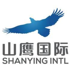 山鹰国际控股股份公司上海分公司