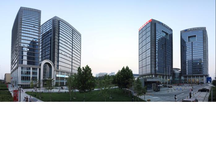 同方科技广场全景