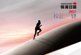 锦湖日丽2017校园招聘