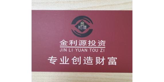 武汉金利源投资有限公司