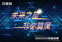 DSG未来之星2020校园招聘